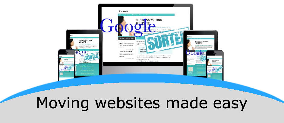 Moving Websites Made Easy
